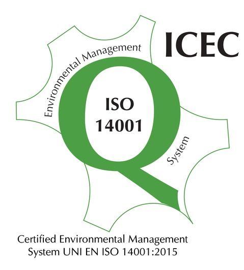Logo 14001 colori inglese